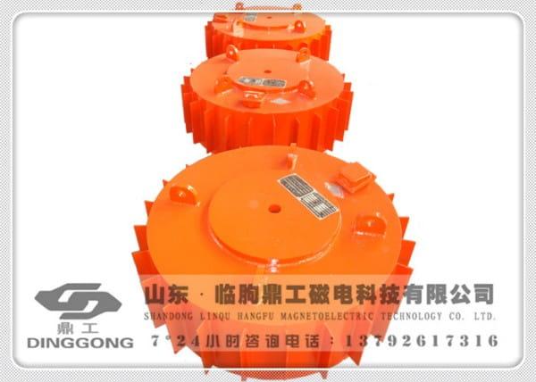 干式电磁除铁器